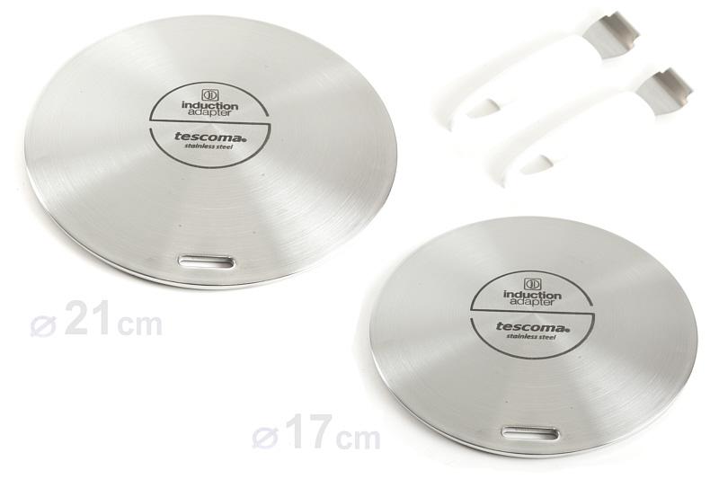 tescoma induktionsadapter 17 21 cm induktion. Black Bedroom Furniture Sets. Home Design Ideas